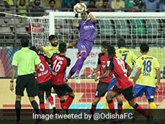 ISL: Kerala Blasters FC, Odisha FC Play Out Goalless Draw