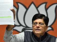 Centre Not Privatising Railways, Says Piyush Goyal In Rajya Sabha