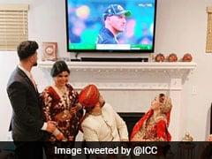 शादी की रात रस्में छोड़ मैच देखने बैठ गया ये पाकिस्तानी दूल्हा, ICC ने लिखी ऐसी बात