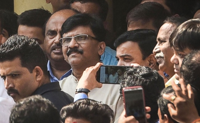 'Next Chief Minister From...': Sanjay Raut After Leaving Hospital