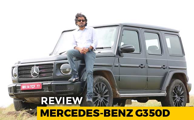 Video : Mercedes-Benz G350d Review