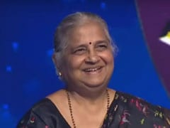 On KBC, Sudha Murthy Talks About Being Only Woman In College Of 599 Men