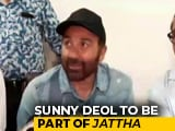 "Video : ""If I Won't Go, Who Will"": Sunny Deol On Attending Kartarpur Event In Pak"