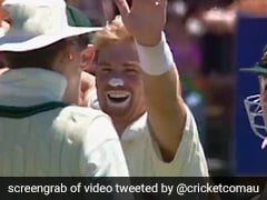 Shane Warne Bowled A Wicked Leg-Break To Castle Saeed Anwar 20 Years Ago. Watch Video
