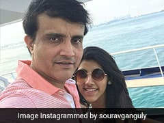 Sourav Ganguly Engages In Funny Banter With Daughter, Wins Over Internet