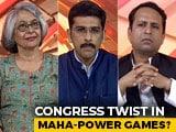 Video: Maharashtra Saga Continues