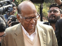 Maharashtra BJP Chief Will Need 12 Years To Do PhD On Me: Sharad Pawar