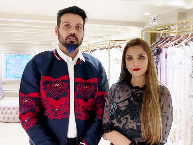 Celebrity Designers Falguni And Shane Peacock On Bridal Couture And Party Dressing