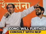 Video : Congress Keeps Sena Waiting Amid Maharashtra Turmoil