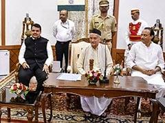 Maharashtra Government Formation Updates: शरद पवार का केंद्र सरकार पर हमला, कहा - हमारे पास नंबर है, जहां बीजेपी कमजोर वहां सत्ता चाहती है