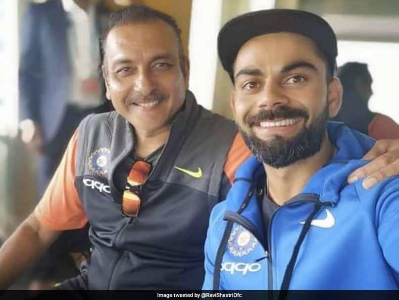 Fans Gatecrash Ravi Shastris Birthday Wish For Virat Kohli With Hilarious Replies