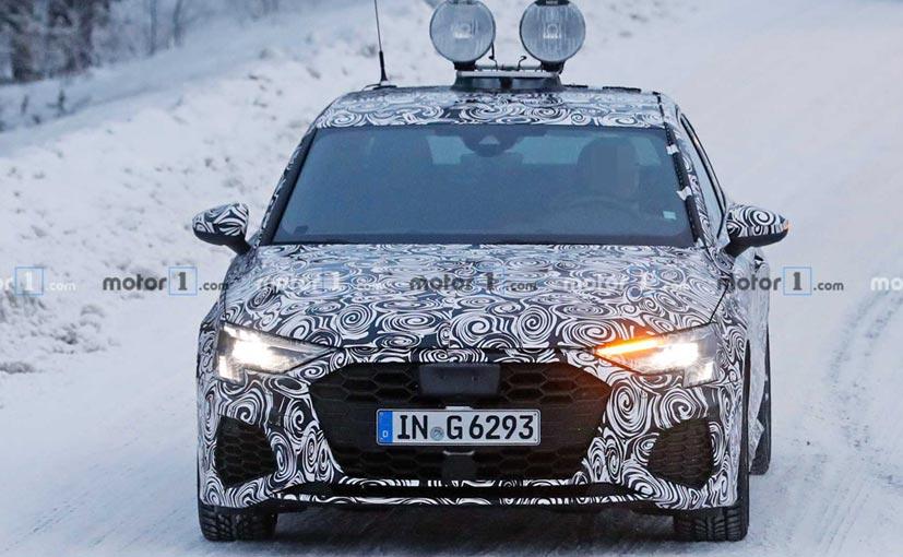 Next-Gen Audi A3 Spied Undisguised In Europe