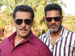 <I>Dabangg 3</I>: Who Dares To Dance-Off Against Prabhu Deva? Salman Khan. In Matching Jackets