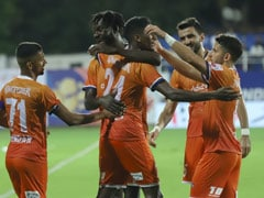 FC Goa On Top In A Six-Goal Thriller Against Mumbai City FC