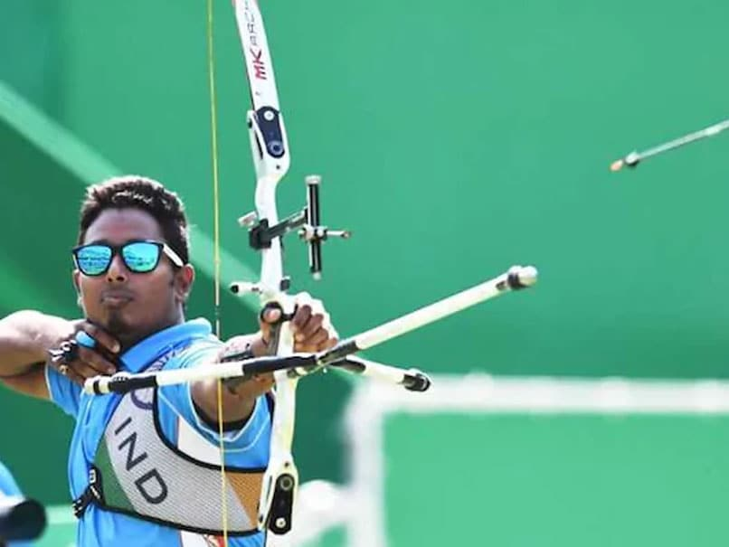 Atanu Das Wins Mens Recurve Bronze In Asian Archery Championships