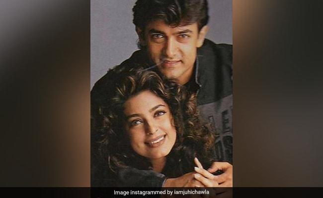 Juhi Chawla's 'Funny But Sweet Memory' Of Aamir Khan's Gift On Andaz Apna Apna Set