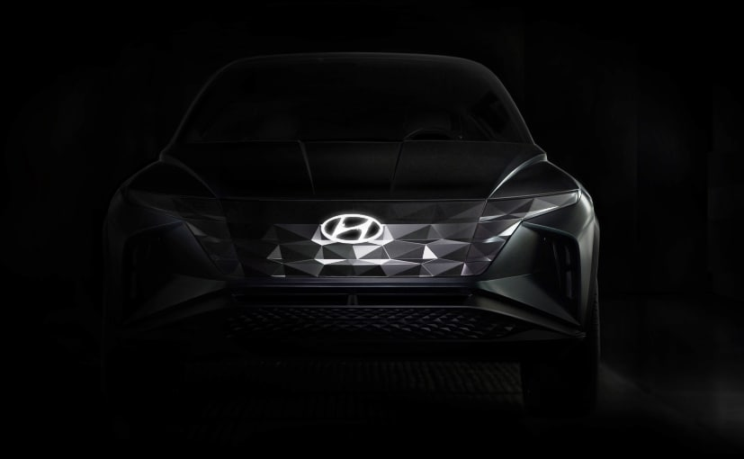 The Hyundai Urban Vision Crossover Plug-In Hybrid Concept will be revealed at the 2019 LA Auto Show
