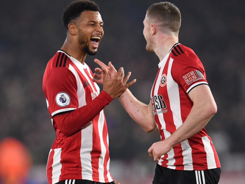 Premier League: Manchester United Pegged Back By Sheffield United After Dramatic Comeback