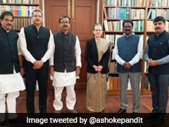 कांग्रेस के साथ शिवसेना भी 'संविधान दिवस' के मौके पर बुलाई गई संसद की संयुक्त बैठक का बहिष्कार करेगी