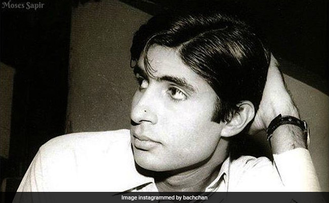 Amitabh Bachchan Clocks 50 Years As An Actor. 'Fan' Abhishek Wrote This