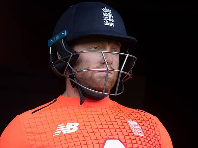 "Jonny Bairstow Reprimanded By ICC For ""Audible Obscenity"" During 5th T20I Against New Zealand"