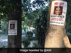 "Gautam Gambhir's ""Missing"" Posters In Delhi As He Skips Pollution Meet"
