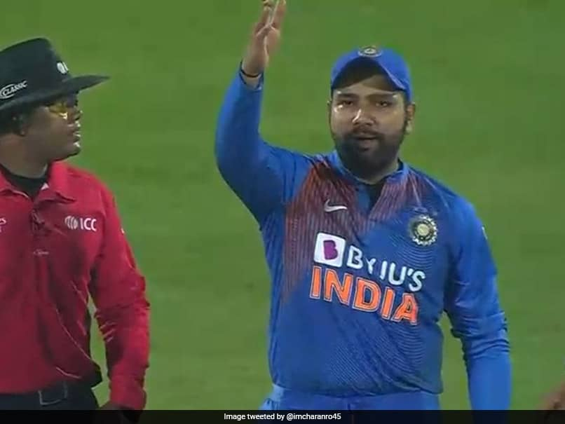 India vs Bangladesh: Rohit Sharma Loses Cool After Error On Giant Screen. Watch