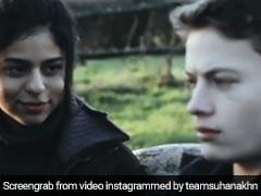 सुहाना खान की डेब्यू फिल्म हुई रिलीज, इस अंदाज में दिखीं शाहरुख की बिटिया...देखें Video