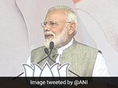 BJP Government To Protect Jharkhand's  'Jal'' , ''Jungle,  ''Zameen''  : PM