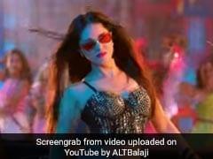 सनी लियोन के 'हैलोजी' सॉन्ग ने मचाई धूम, 'रागिनी एमएमएस रिटर्न्स' का है गाना- देखें Video