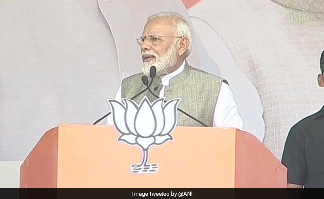 BJP Government To Protect Jharkhand's  'Jal'' , ''Jungle,  ''Zameen''  : PM Modi
