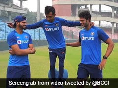 "India vs Bangladesh: Shivam Dube Tells Yuzvendra Chahal ""Playing For The Country, A Proud Moment"" Ahead Of 1st T20I"