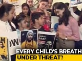 Video: North India Pollution Gets Worse: Every Child's Breath Under Threat?