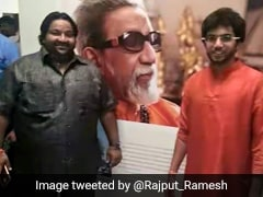 """""""Ideology Doesn't Permit Me"""": Sena Leader Quits Over Tie-Up With Congress"""