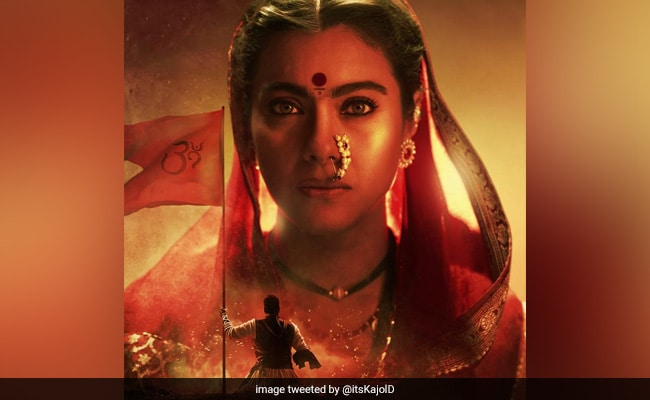 Tanhaji New Poster: Kajol Looks Fearless As Savitribai Malusare