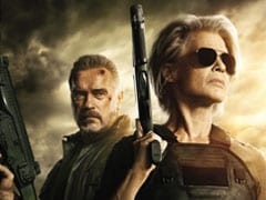 <i>Terminator: Dark Fate</I> Movie Review - Arnold Schwarzenegger And Linda Hamilton Are Still High-Impact Gunpowder