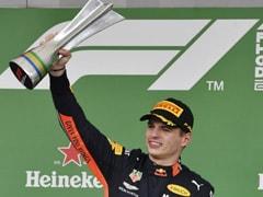 Verstappen Wins Brazilian GP As Ferraris Crash Out, Hamilton Penalised