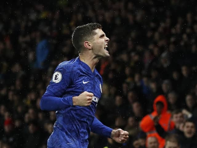 Christian Pulisic Patience Pays Off As Chelsea Fledglings Take Flight