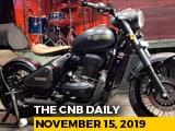Video : Jawa Perak, Yamaha Recall, Triumph Tiger 900