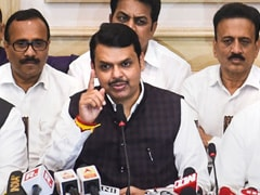 Devendra Fadnavis Elected As Leader Of Opposition In Maharashtra Assembly