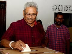 Gotabaya Rajapaksa Takes Early Lead In Sri Lanka Presidential Elections