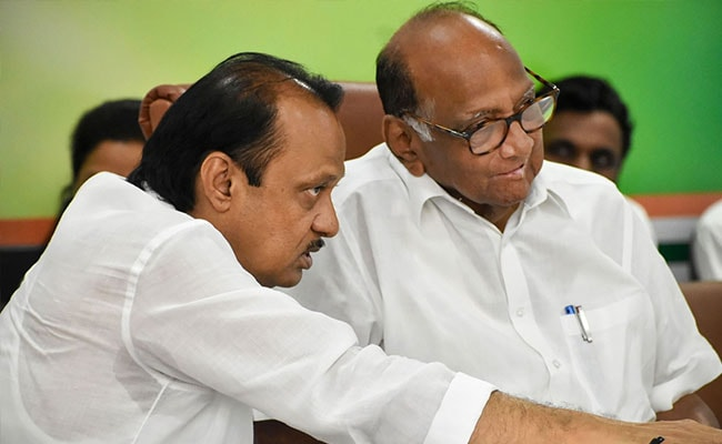 The Essential Matter Of Whose Whip Sharad Pawar's Legislators Must Obey