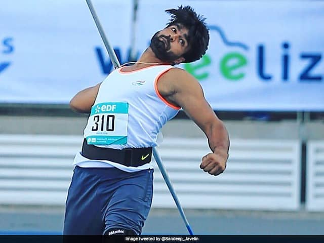 Sandeep Chaudhary, Sumit Antil Break World Records, Qualify For Tokyo Paralympics