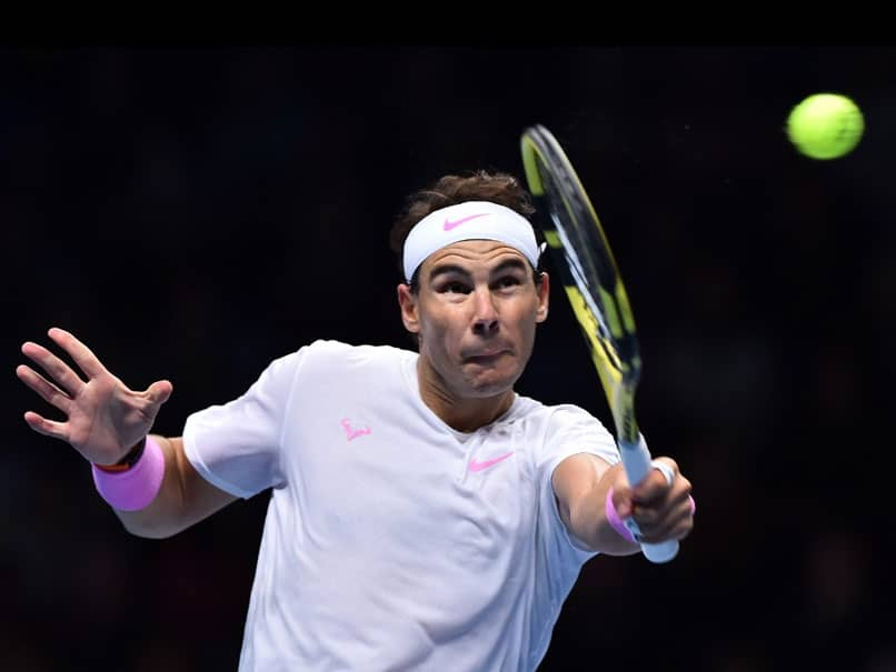 Rafael Nadal Bows Out Of ATP Finals After Alexander Zverev Beats Daniil Medvedev