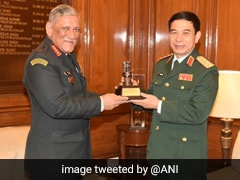 Army Chief Meets Vietnam Counterpart To Discuss Strategic Issues