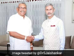 New Sri Lankan President Gotabaya Rajapaksa To Visit India Next Week, Says S Jaishankar