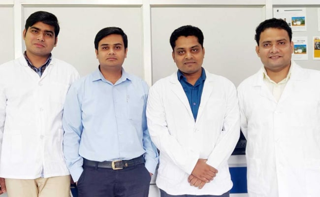 IIT Guwahati Team Develops Paper Based Sensor To Assess Freshness Of Milk