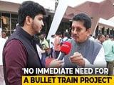 Video : Shiv Sena Critique Indicates Trouble For PM Modi's Bullet Train Project