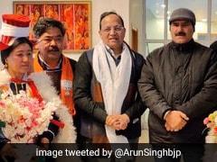 BJP ने लेह में साढ़े 11 हजार फुट ऊंचाई पर खोला अत्याधुनिक कार्यालय