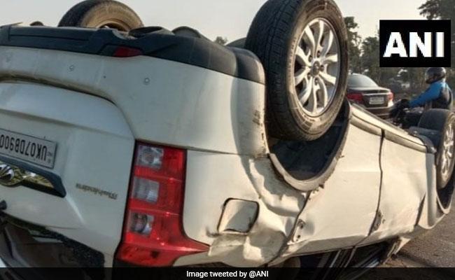 BJP MP Injured In Accident In Uttarakhand, Taken To AIIMS In Delhi